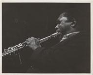 John Coltrane Vintage Print
