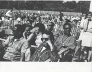 Newport Jazz Festival Vintage Print