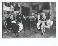 Preservation Hall Jazz Band Vintage Print