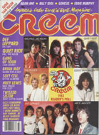 Creem Vol. 15 No. 10 Magazine
