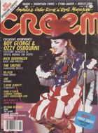 Creem Vol. 16 No. 1 Magazine