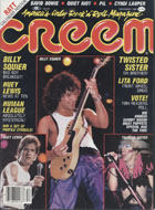 Creem Vol. 16 No. 7 Magazine
