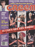Creem Vol. 16 No. 12 Magazine