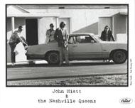 John Hiatt & the Nashville Queens Promo Print
