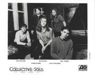 Collective Soul Promo Print