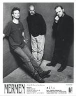 The Mermen Promo Print