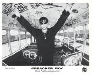 Preacher Boy Promo Print
