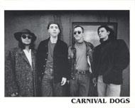 Carnival Dogs Promo Print
