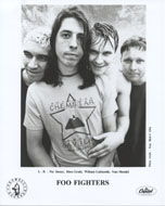 Foo Fighters Promo Print