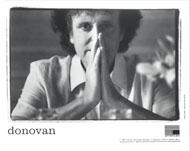 Donovan Promo Print