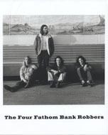 The Four Fathom Bank Robbers Promo Print