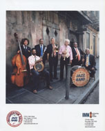Preservation Hall Jazz Band Promo Print