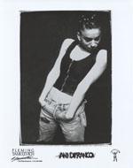 Ani DiFranco Promo Print