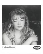 Leann Rimes Promo Print