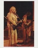 Randy Bachman Vintage Print