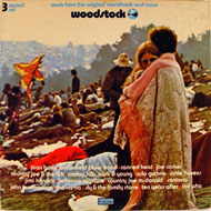"Woodstock Vinyl 12"" (Used)"