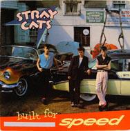 """Stray Cats Vinyl 12"""" (Used)"""