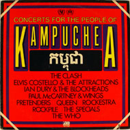 "Concerts For The People of Kampuchea Vinyl 12"" (Used)"