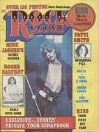 Rock Scene Vol. 4 No. 1 Magazine