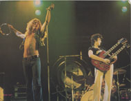 Led Zeppelin Promo Print