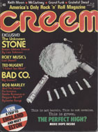Creem Vol. 8 No. 1 Magazine