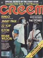 Creem Vol. 8 No. 5 Magazine