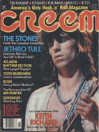 Creem Vol. 9 No. 1 Magazine