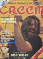 Creem Vol. 10 No. 3 Magazine