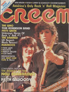 Creem Vol. 11 No. 3 Magazine