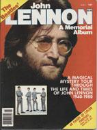 John Lennon Vol. 1 No. 1 Magazine