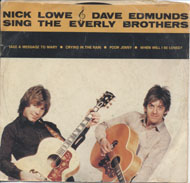 "Nick Lowe Vinyl 7"" (Used)"