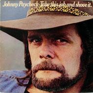 """Johnny Paycheck Vinyl 12"""" (Used)"""