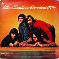 "The Monkees Vinyl 12"" (Used)"