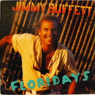 "Jimmy Buffett Vinyl 12"" (Used)"