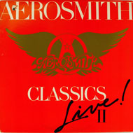 "Aerosmith Vinyl 12"" (Used)"