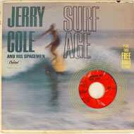 "Jerry Cole Vinyl 12"" (Used)"