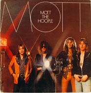 "Mott the Hoople Vinyl 12"" (Used)"