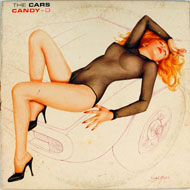 """The Cars Vinyl 12"""" (Used)"""