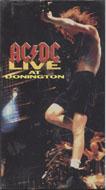 Live at Donington VHS