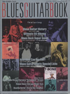 Blues Guitar Book Book