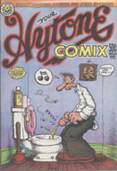Your Hytone Comix Comic Book
