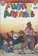 Funny Animals Comic Book