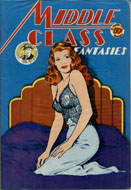 Middle Class Fantasies No. 1 Comic Book