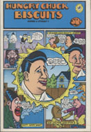 Hungry Chuck Biscuits Comix & Stories Comic Book