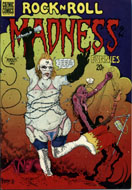 Rock 'n' Roll Madness Funnies No. 2 Comic Book