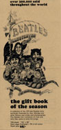 The Beatles Illustrated Lyrics Handbill