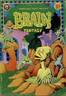 Brain Fantasy No. 1 Comic Book