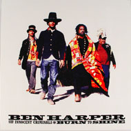 Ben Harper & The Innocent Criminals Album Flat