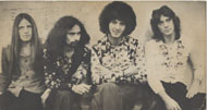 Grand Funk Railroad Postcard