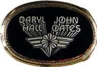 Hall & Oates Belt Buckle
